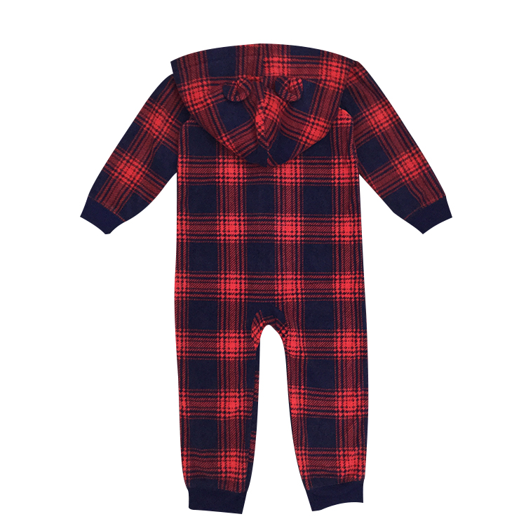 Polar Fleece Romper Suit